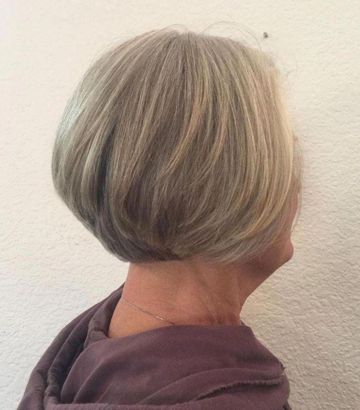 short hairstyles over 50 Shoulder Length #shorthairstylesforolderwomen