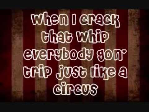 Circus, Britney, my 13yr old daughter put this on my iPod and I like it! :)