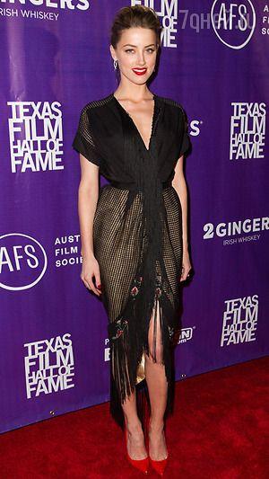 Эмбер Херд на церемонии Texas Film Awards
