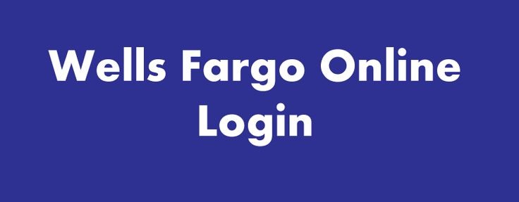 Wells Fargo Online Login here for secure access. Wells Fargo Online Banking Login and more information. Enter your username and password.. Visit http://www.usabanklogin.com/wells-fargo-online-login/