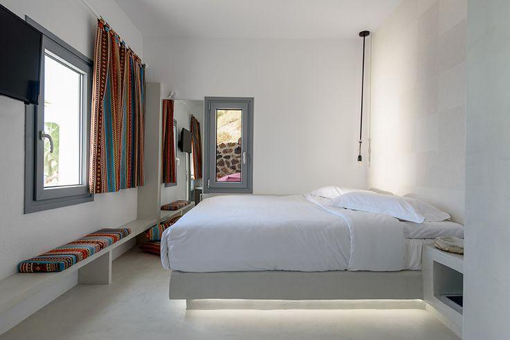 dimitra rafa solstice luxury suites oia santorini greece designboom