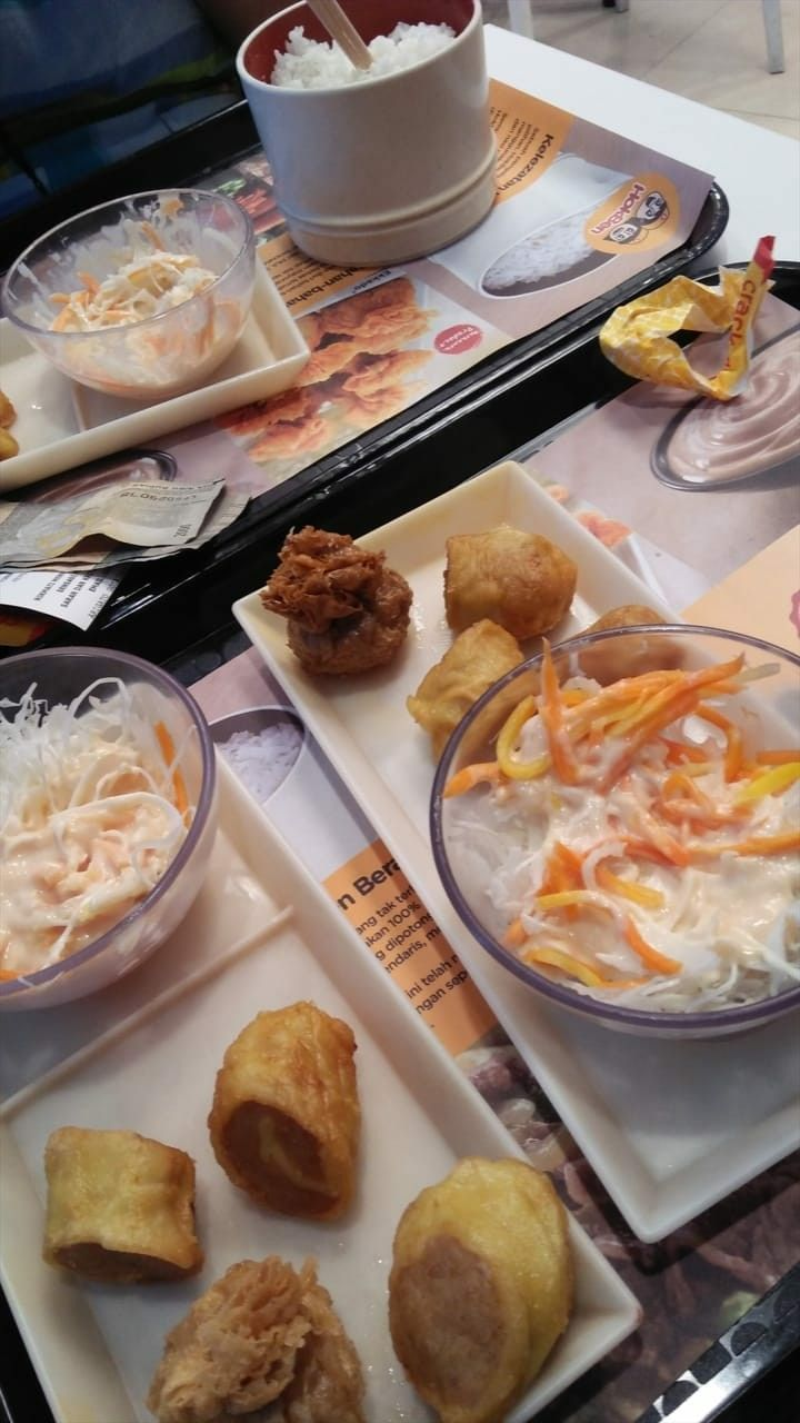 Hokben Forlyfe New Di 2019 Makanan Makanan Minuman Dan