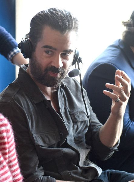 Colin Farrell Photos - Actor Colin Farrell attends SiriusXM's Entertainment Weekly Radio Channel Broadcasts From Comic-Con 2016 at Hard Rock Hotel San Diego on July 22, 2016 in San Diego, California. - SiriusXM's Entertainment Weekly Radio Channel Broadcasts From Comic-Con 2016 - Day 3