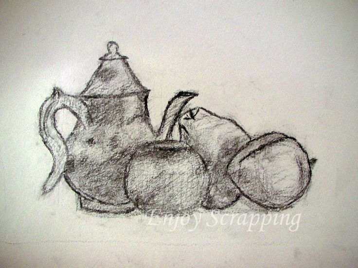 Ζωγραφική με κάρβουνο
