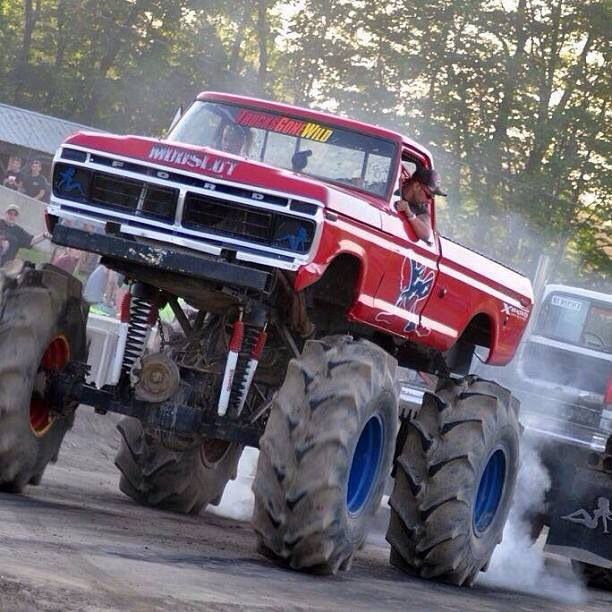 Ford mud truck | Ford | Pinterest | Ford, Ford trucks and 4x4