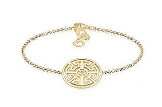 Elli Armband Ornament Ethno Azteken Inka 925 Sterling Silber