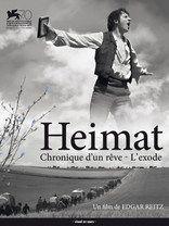HEIMAT : CHRONIQUE D'UN RÊVE - L'EXODE - Edgar Reitz - DVD