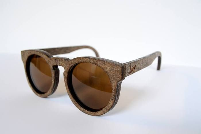 Every hipsters dream. Awesome sunglasses from hemp! By our friends at Hemp Eyewear
