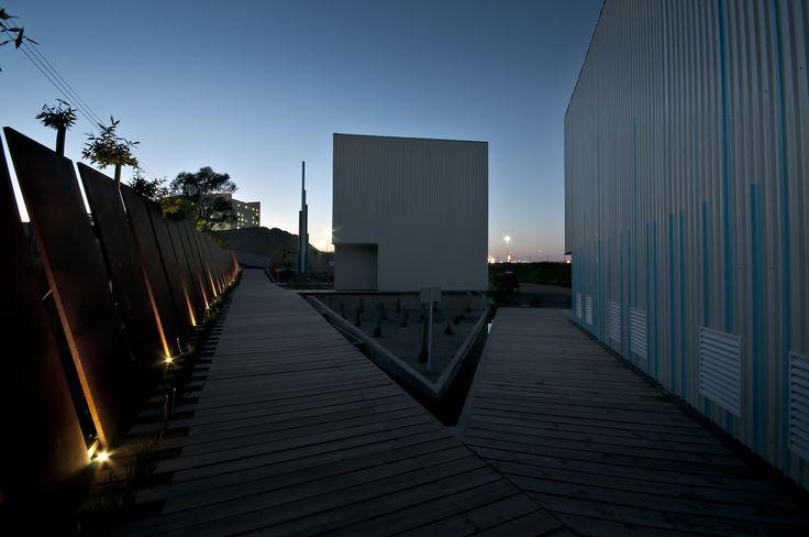 MIRA   Dionne Arquitectos + Metarquitectura + JAR Jaspeado Arquitectos + Adaptable #landscape #design #architecture