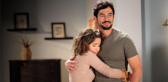 Miguel y Fabiola - Gabriel Porras & Brenda Asnicar #corazonvaliente Corazón Valiente