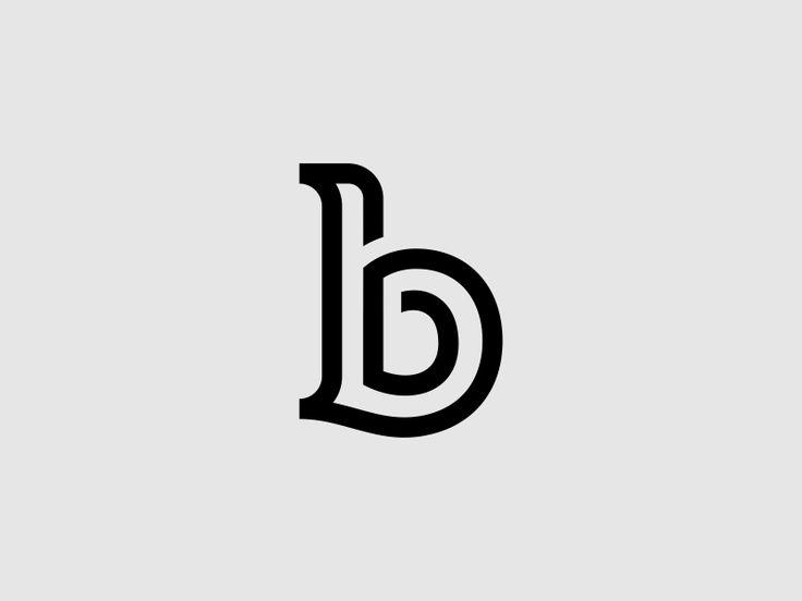 B Logo Design by Dalius Stuoka #Design Popular #Dribbble #shots