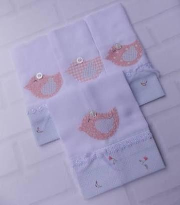 Resultado de imagem para modelos de bordado de pano de boca e toalha