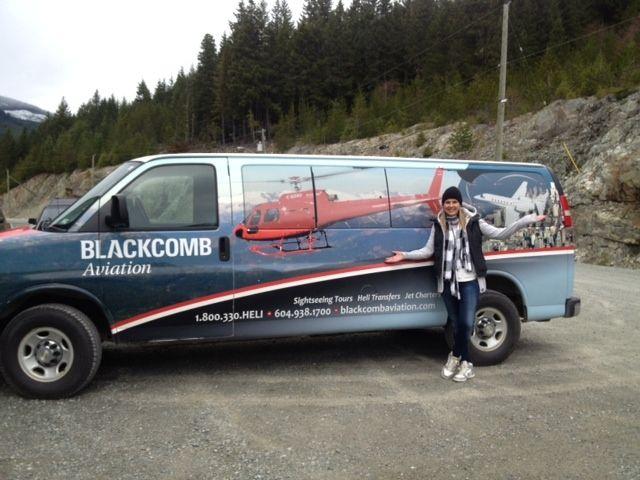 Blackcomb Heli Tour Canada