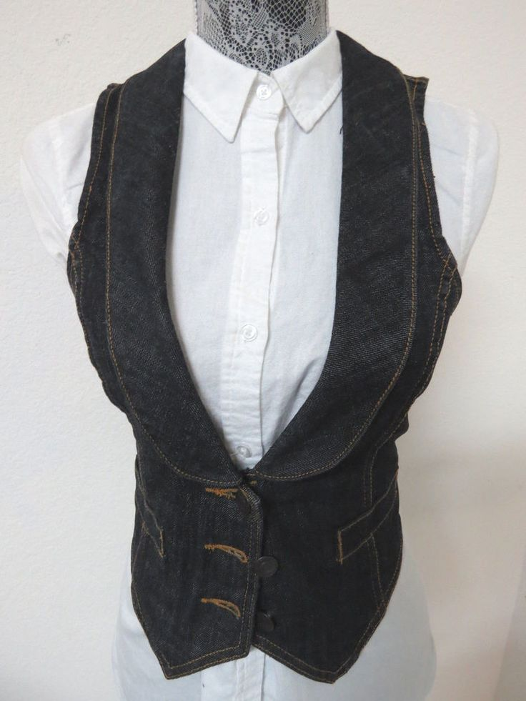 Dark Blue Jean FOREVER 21 JUNIORS Indie Suit Vest Waistcoat. Size S US JUNIORS. EXCELLENT GENTLY USED CONDITION. Great Deal on a RARE find. Also great for costume plays and/or weddings. 98% Cotton, 2% Spandex Stretch fabric. | eBay!