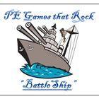 Charrette PE Blog: Cap'n Pete's Large Group PE Games