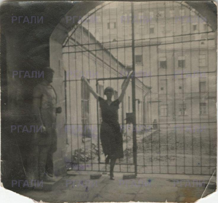 Anna Akhmatova, 1919