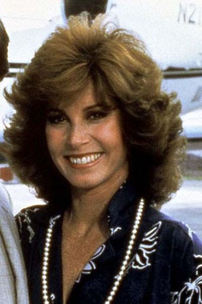 Stefanie Powers..Hart to Hart with Robert Wagner