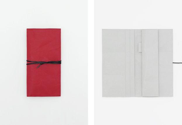 山梨県の和紙メーカー大直が工業デザイナー深澤直人さんと一緒につくった毎日使える和紙製品ブランド「SIWA   紙和」