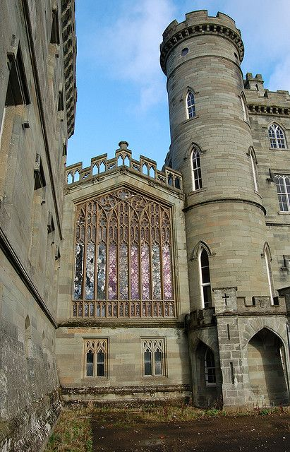 Taymouth Castle, Perthshire, Scotland