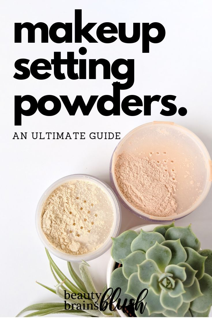 Ultimate Guide to Setting Powder Makeup setting powder