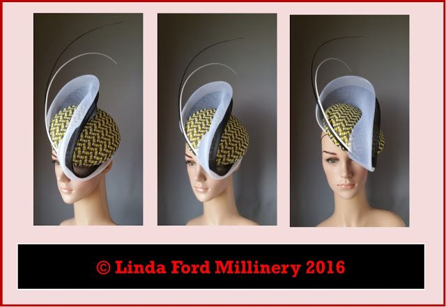 LINDA FORD MILLINERY: SOLD