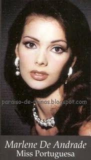 Portuguesa, Marlene De Andrade