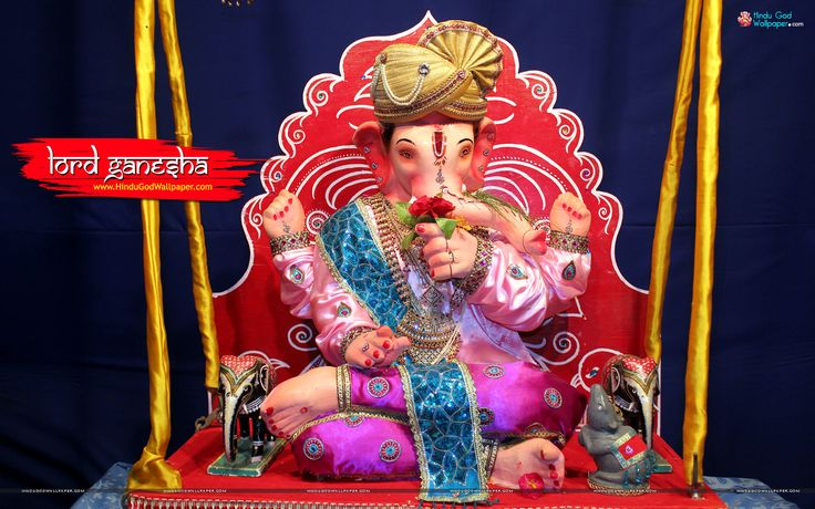 133 Best Lord Ganesha Wallpapers Images On Pinterest
