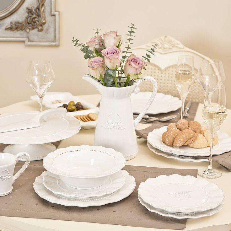Blanchefleur Tableware  sc 1 st  Pinterest & 21 best Festive Fine Dining u0026 Glassware images on Pinterest | Fine ...