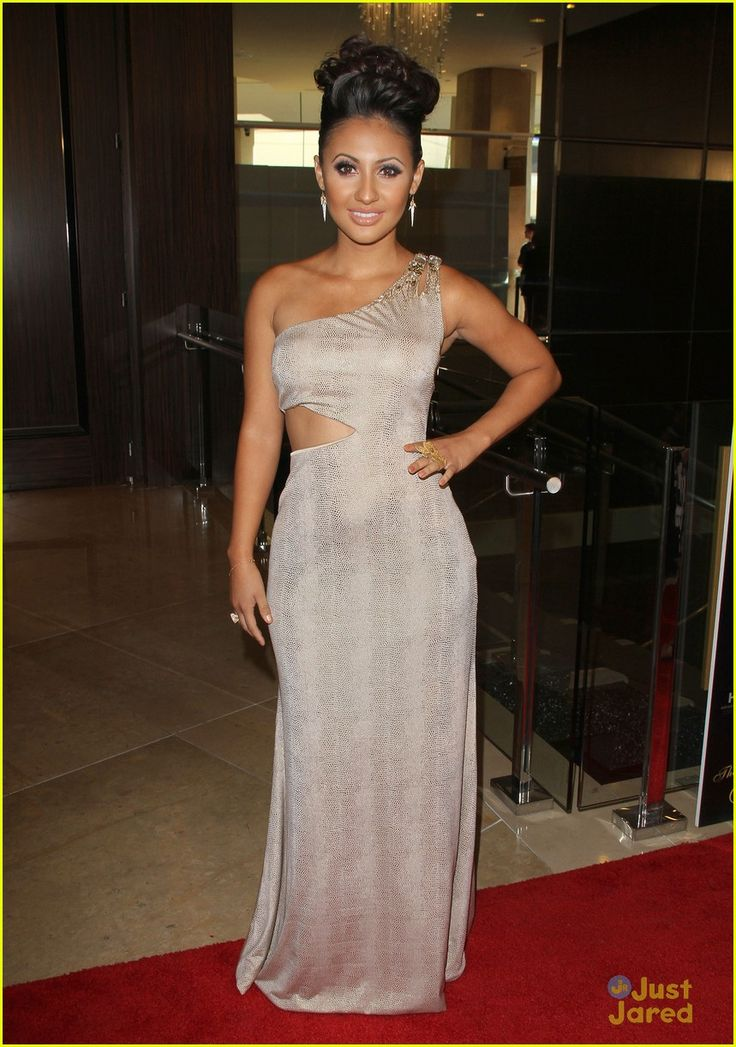 francia raisa is gorgeous