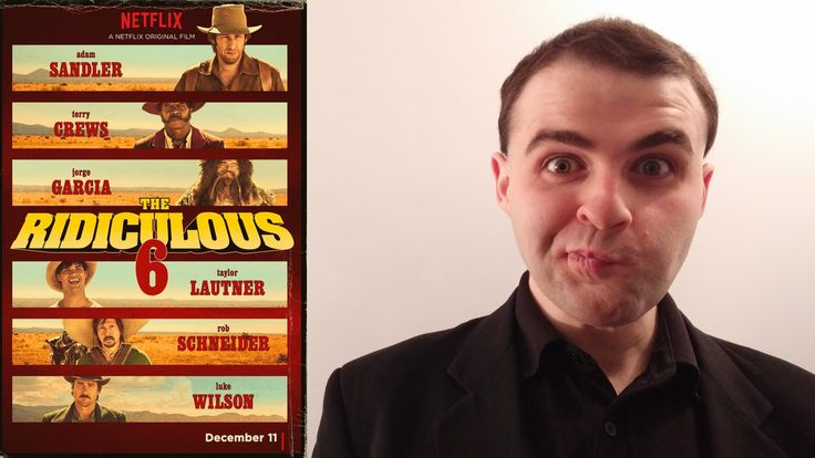 The Ridiculous 6 Movie Review (Adam Sandler's First Western!)