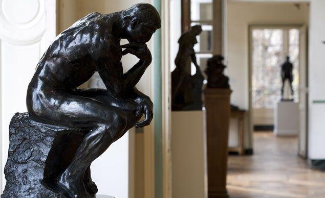 The Rodin Museum, Paris