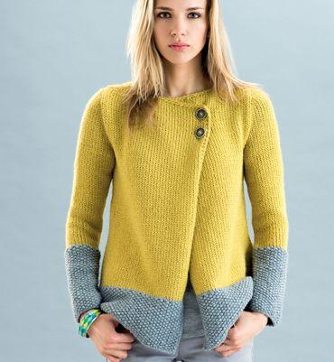 Modèle veste Phil Looping Femme => J'aime le modèle mais en changeant les couleurs. un kaki noir ou bleu gris peut être :)