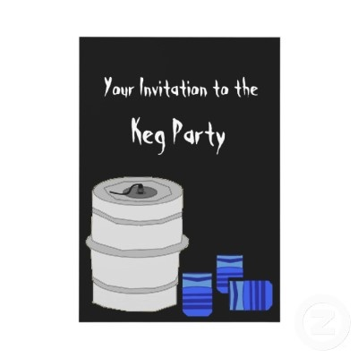 13 Best Keg Party Images On Pinterest