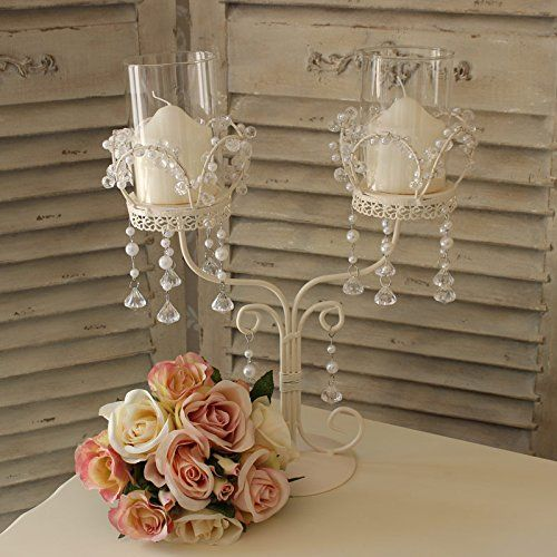 Cream Pearl and Crystal Candelabra Melody Maison http://www.amazon.co.uk/dp/B009ACPZGI/ref=cm_sw_r_pi_dp_dHNkwb1FS98D5