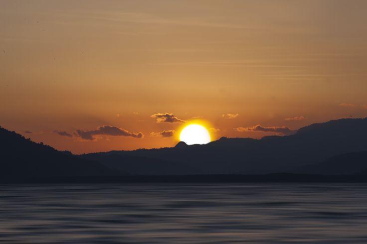 Sky Full of Sun - Kelapa rapet Island at Bandar lampung