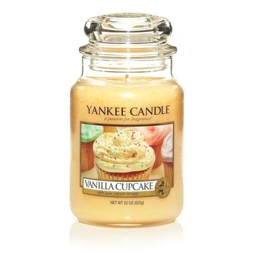 Yankee Candle Large Jar - Vanilla Cupcake