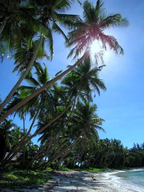 Hue Island Beach, Torres Island