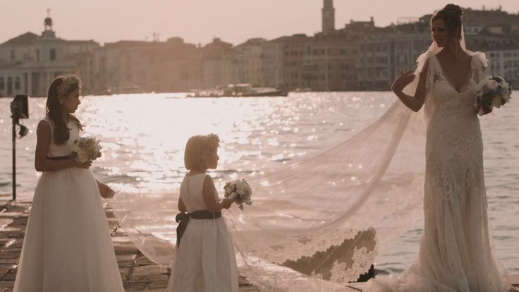 Wedding in Venice  With Alessandro Sofo