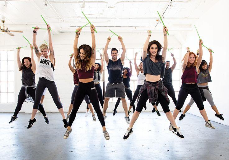Un nouveau sport pour une nouvelle vie: le pound fitness!