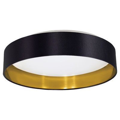 You'll love the Maserlo 1 Light Outdoor Flush Mount at AllModern - With Great Deals on modern Lighting products and Free Shipping on most stuff, even the big stuff.