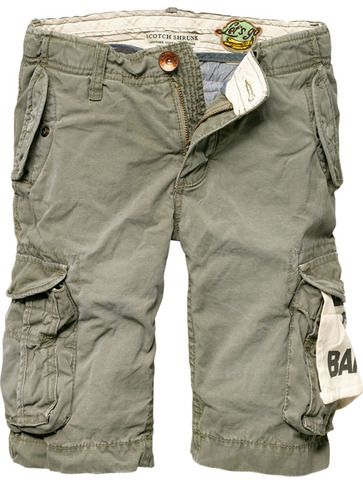 Ribstop Cargo Short - Shrunk by Scotch and Soda - Buckets and Spades for kids