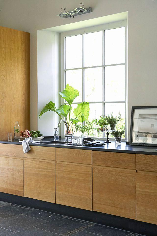 Fenetre Panoramique Cuisine Genial Fenetre Rectangulaire Horizontale Cl17 Grandes Fenetres Maison Moderne Belle Maison Moderne