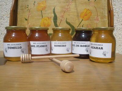 Miel-variedad