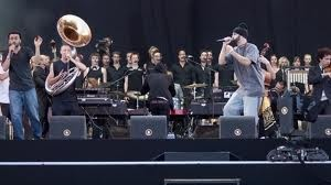 The Kyteman's Orchestra PinkPop 2012