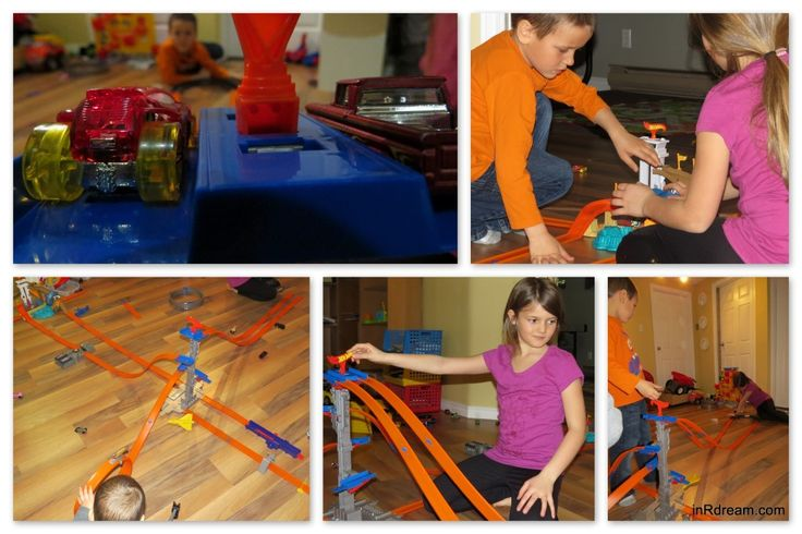 Building Hot Wheels Ultimate Track #HWTrackBuilder