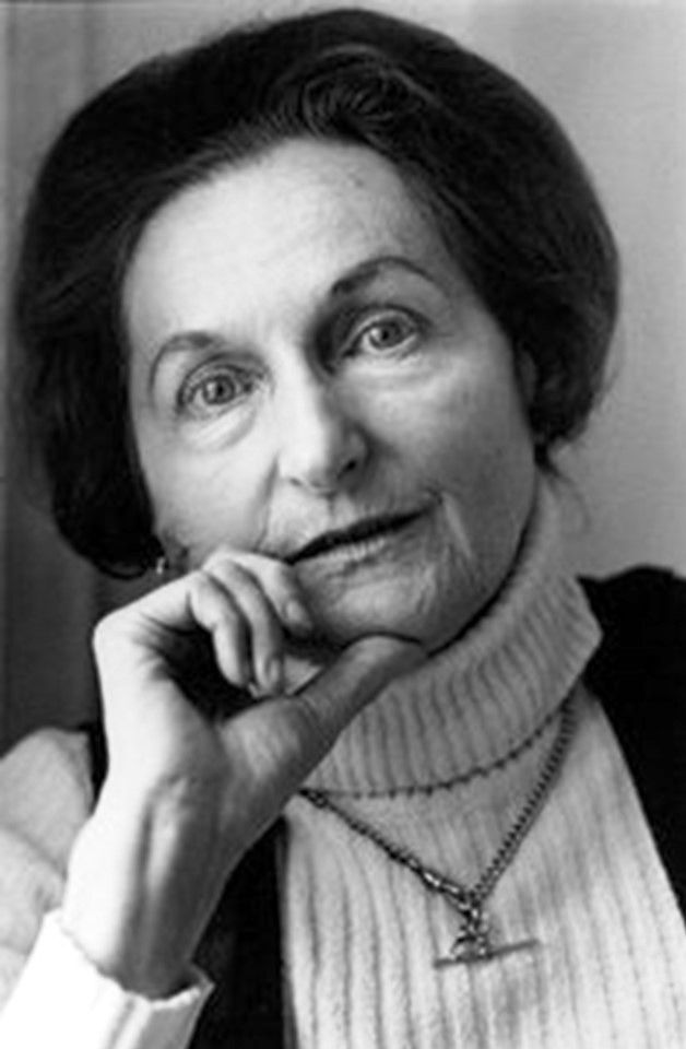 Jessica Anderson (1916–2010) Miles Franklin Literary Award winner in 1978 for Tirra Lirra by the River and in 1980 for The Impersonators