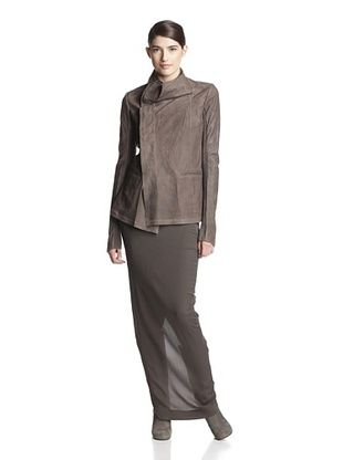 50% OFF Rick Owens Women's Eileen Jacket (DNA Dust)