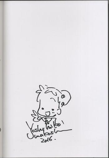 Tumblr: unkoer:  [PG-7581]おジャ魔女どれみ16 馬越嘉彦Illustrations 直筆イラストサイン本 馬越嘉彦