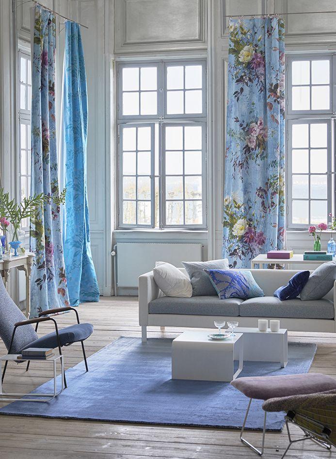 Designers Guild Jardin des Plantes collection Disponible en @latorredecora