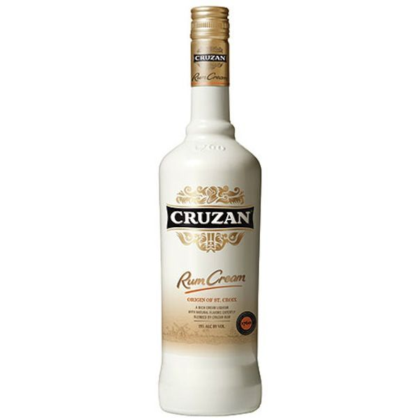 CRUZAN RUM CREAM (from St. Croix); my newest vice--  Perfect w/ Hot Chocolate for Winter Bonfires!
